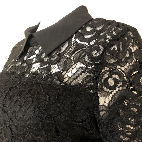 Karl Lagerfeld Dresses & Skirts - karl lagerfeld•lace•cocktail dress